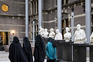Employers' Hijab Ban Isn't 'Direct Discrimination,' Europ...