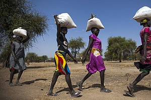 Why The Famine In South Sudan Keeps Getting Worse