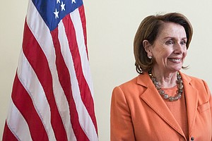 Pelosi Says Democrats Have A Responsibility To Look For C...