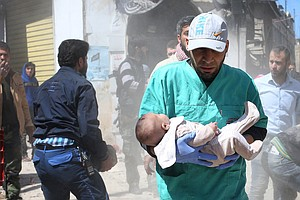 How Many Health Workers Have Been Killed In Syria?