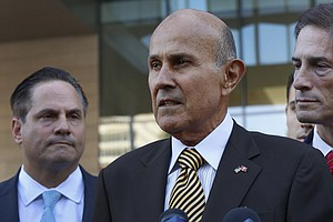 Former LA County Sheriff Lee Baca Convicted In Jail Corruption Case