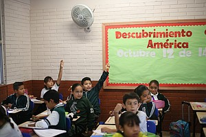 Deported Students Find Challenges At School In Tijuana