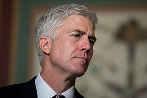 Former Law Student: Gorsuch Told Class Women 'Manipulate'...