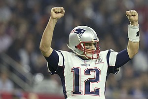 Tom Brady's Stolen Jersey Found With 'Member Of The Inter...