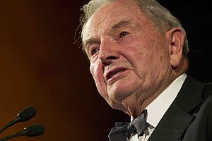 David Rockefeller — Philanthropist, Banker And Collector — Dies At 101
