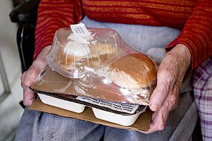 Could Meals On Wheels Really Lose Funding? Yes, But It's Hard To Say How Much