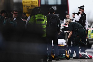 Attacker In London Kills 3, Injures 20 Before Being Shot Dead Near Parliament