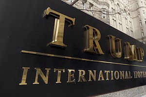 GSA Says Trump D.C. Hotel Lease Is Valid, Despite Ban On Elected Officials