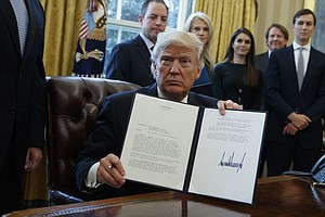 U.S. State Department Issues Permit For Keystone XL Pipeline