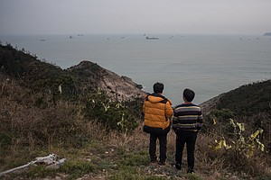 South Korea Tries To Raise Sewol Ferry Nearly 3 Years Aft...