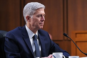 Schumer Says He'll Oppose Gorsuch Nomination, Sets Up Filibuster Showdown Wit...