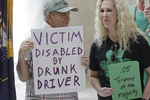 Utah Cuts DUI Alcohol Limit To Lowest Level In U.S.; Law ...
