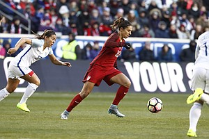 U.S. Women Bumped From Top Spot In FIFA World Rankings