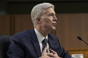 Gorsuch Confirmation Hearings End And The Political Games...