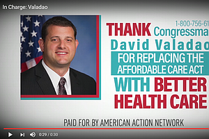 Oops ... PAC Runs TV Ads Thanking Some Republicans For Re...