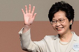 Carrie Lam, Beijing's Favored Candidate, Elected To Lead ...