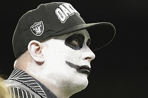 Raiders Set To Split For Las Vegas, Leaving Oakland ... In A Year Or Two