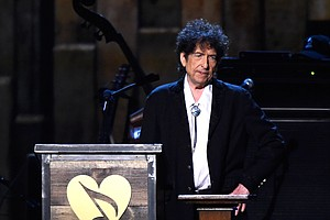 Bob Dylan Agrees To Accept His Nobel Prize During A Tour Stop In Stockholm