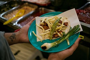 Pork Tacos Topped With Fries: Fuel For Mexico's Diabetes ...