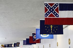 Court Rejects Lawsuit Against Mississippi State Flag's Co...