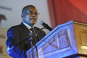 From Opponents To Former Allies, Pressure Mounts Against South Africa's Zuma