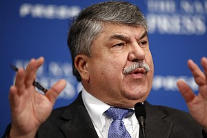 AFL-CIO's Trumka Says Both Parties Have Lost Focus On U.S. Workers