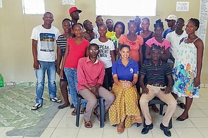 Former High School Dropout Joins Peace Corps, Helps New D...