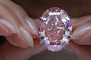 'Pink Star' Diamond Sells For $71 Million, Smashing Aucti...