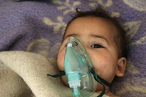 Why Children Face The Greatest Danger From Chemical Weapons