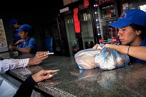 Venezuela's Bread Wars: With Food Scarce, Government Accuses Bakers Of Hoarding