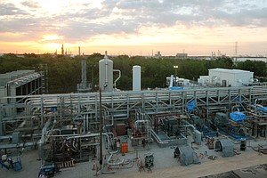 Natural Gas Plant Makes A Play For Coal's Market, Using '...