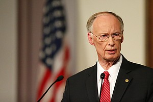 Alabama Governor's Impeachment Proceedings Are On Hold