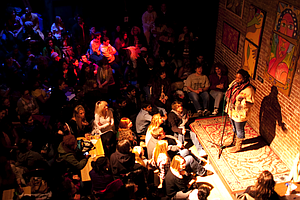 The Nuyorican Poets Café, A Cauldron for Poetry And Politics