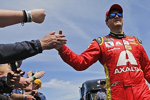 Out Of Bounds: NASCAR Driver Dale Earnhardt Jr. On Concussions