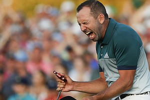 Sergio García Bests Justin Rose To Win Masters, His First...