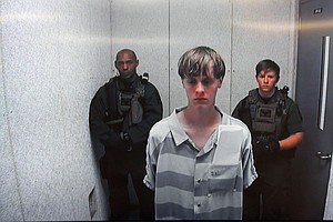 Dylann Roof Pleads Guilty To State Murder Charges For Cha...