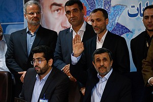 Iran's Ahmadinejad Will Run For Presidency, Flouting Ayatollah's Advice