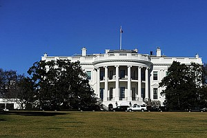 White House Says It Will No Longer Release Visitor Logs T...