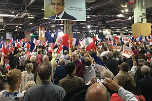 Conservative French Presidential Nominee's Unusual Tactic...