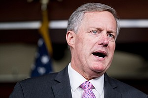 Voters Back Home Don't Mind If Mark Meadows Bucks Authority