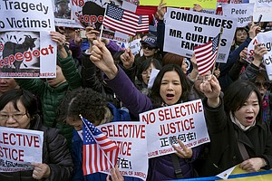 On Police Treatment, Asian-Americans Show Ethnic, Generat...