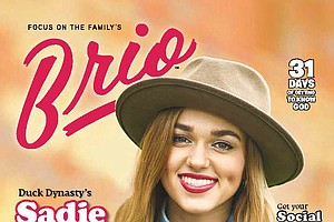 Christian Teen Magazine 'Brio' Returns With A 'Biblical W...