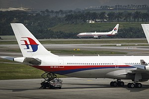 Malaysia Airlines Says It Will Use Satellites To Track It...