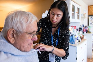 For Some, Pre-Hospice Care Can Be A Good Alternative To H...