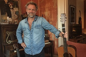'Send Me A Friend': Anders Osborne Helps Musicians Stay S...