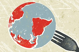 Chew On This For Earth Day: How Our Diets Impact The Planet