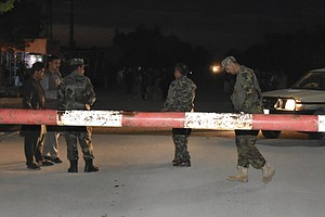 More Than 100 Dead In Taliban Attack On Afghan Army Base