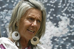 'I Dreamed Of Africa' Author And Conservationist, Shot In...