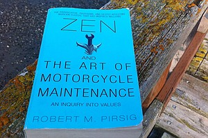'Zen And The Art of Motorcycle Maintenance' Author Robert M. Pirsig Dies At 88
