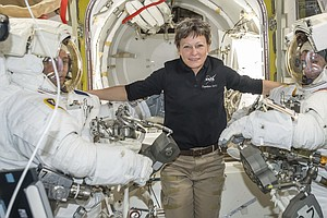 Astronaut Peggy Whitson Sets New NASA Record For Most Day...